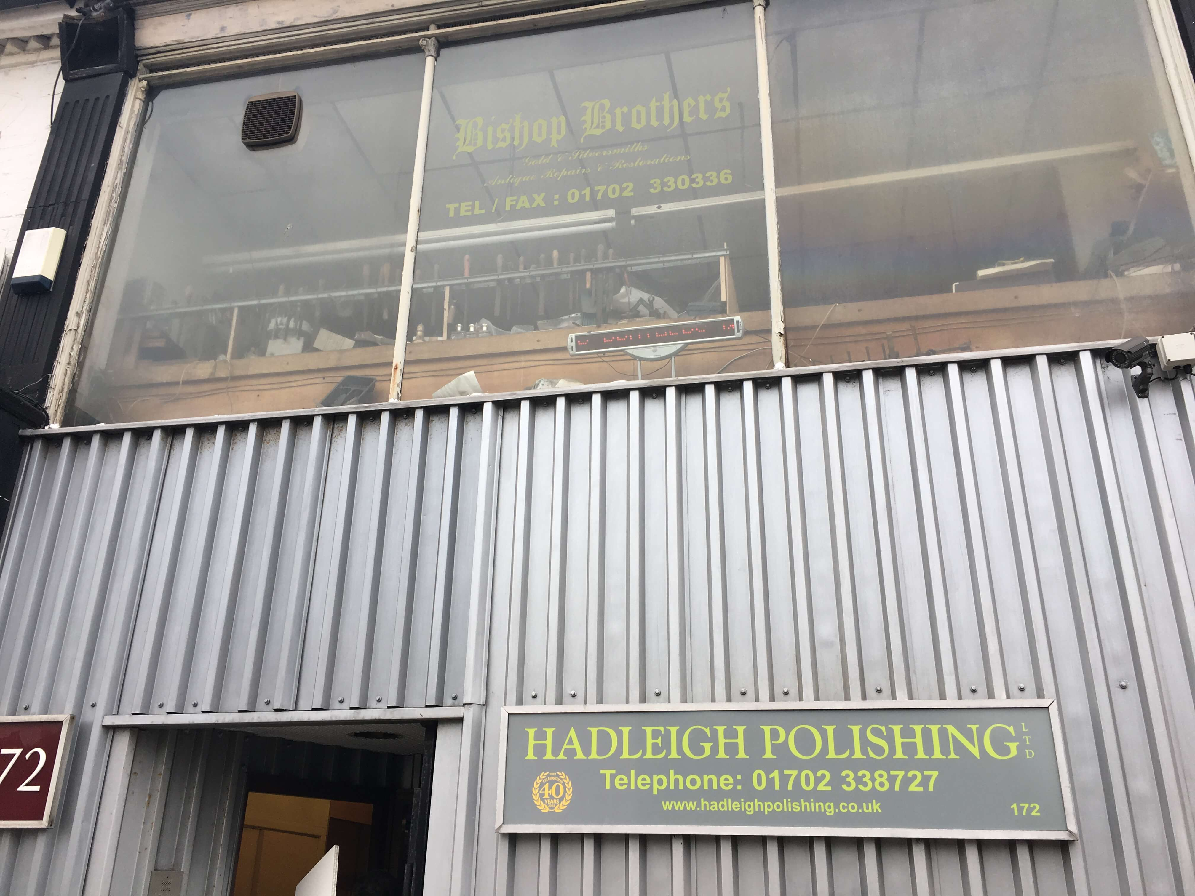 Hadleigh polishing