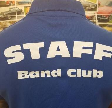 Shirt staff small