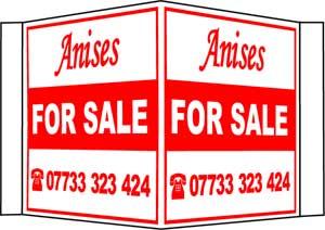 estate agent board