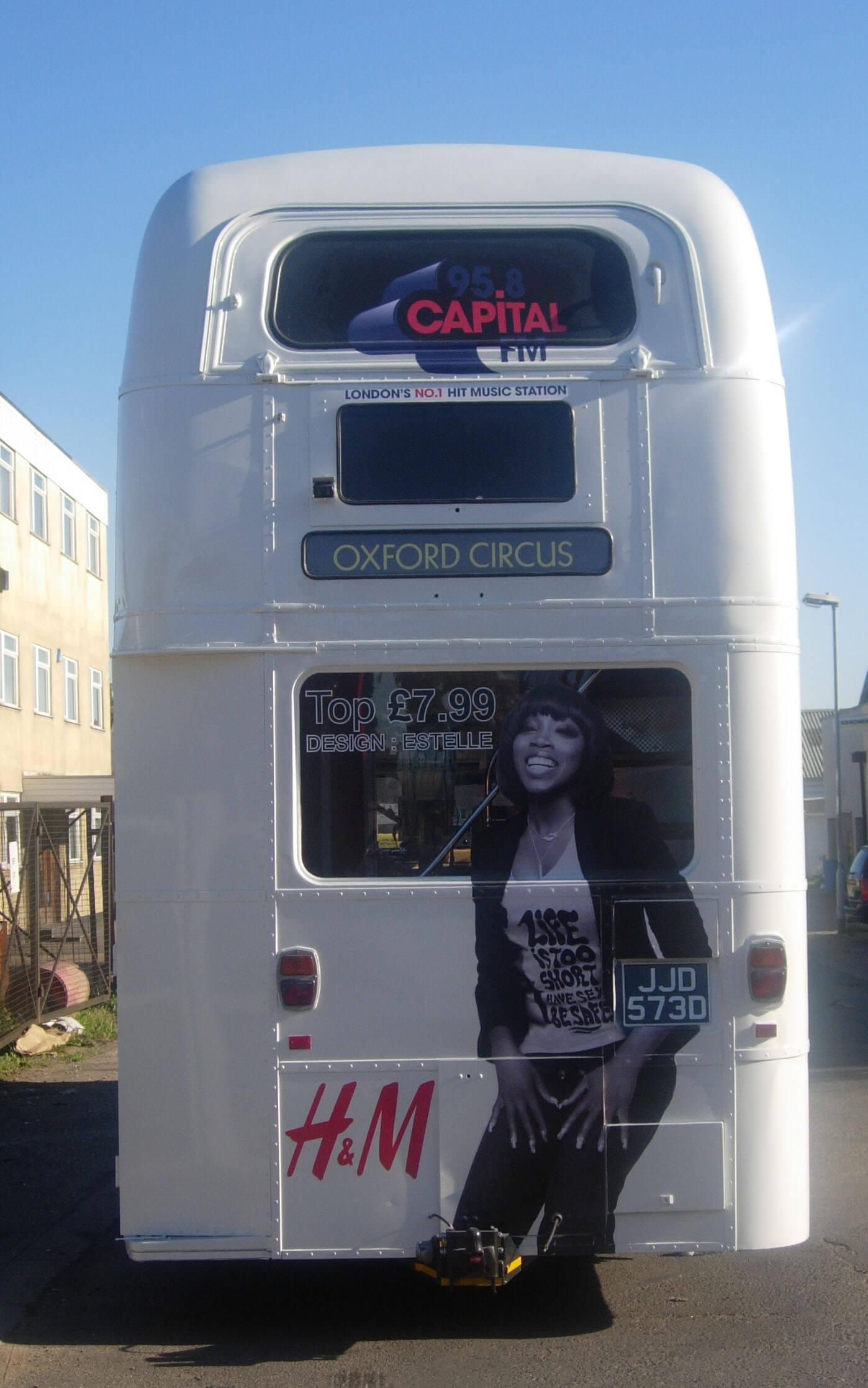 bus rear