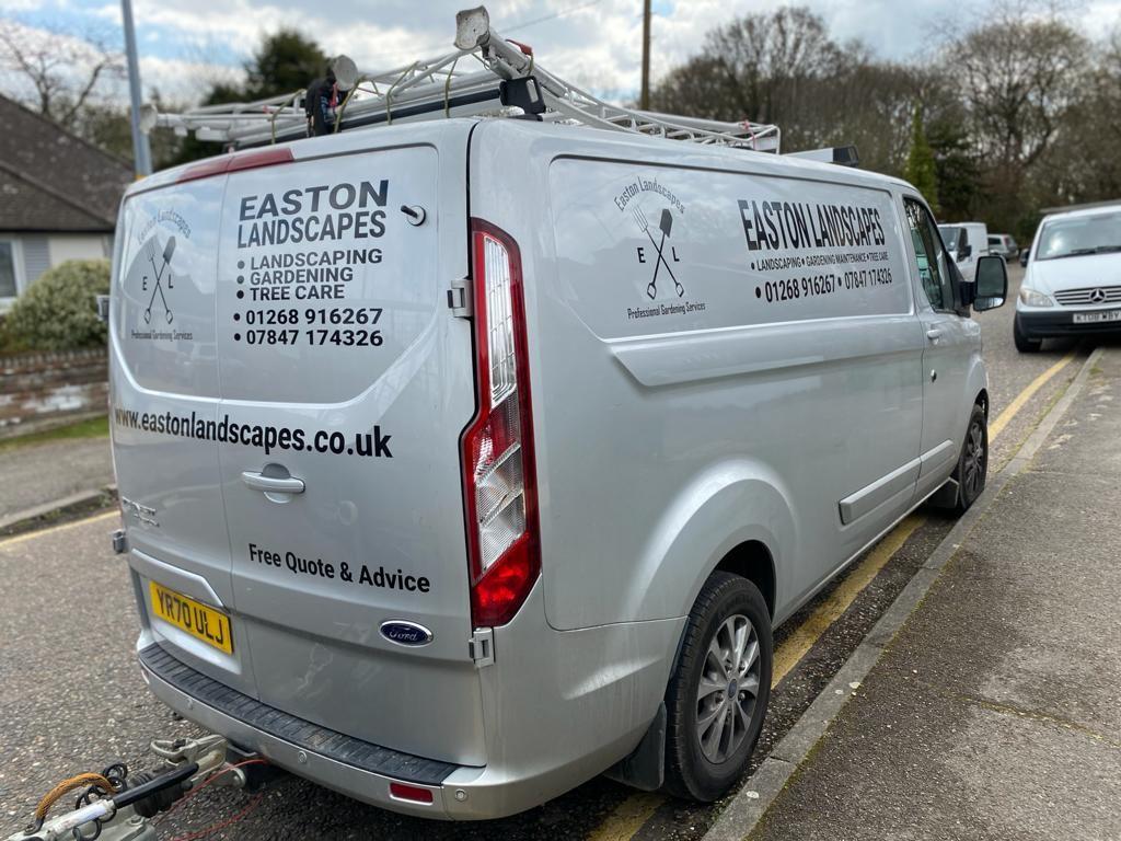Easton new van