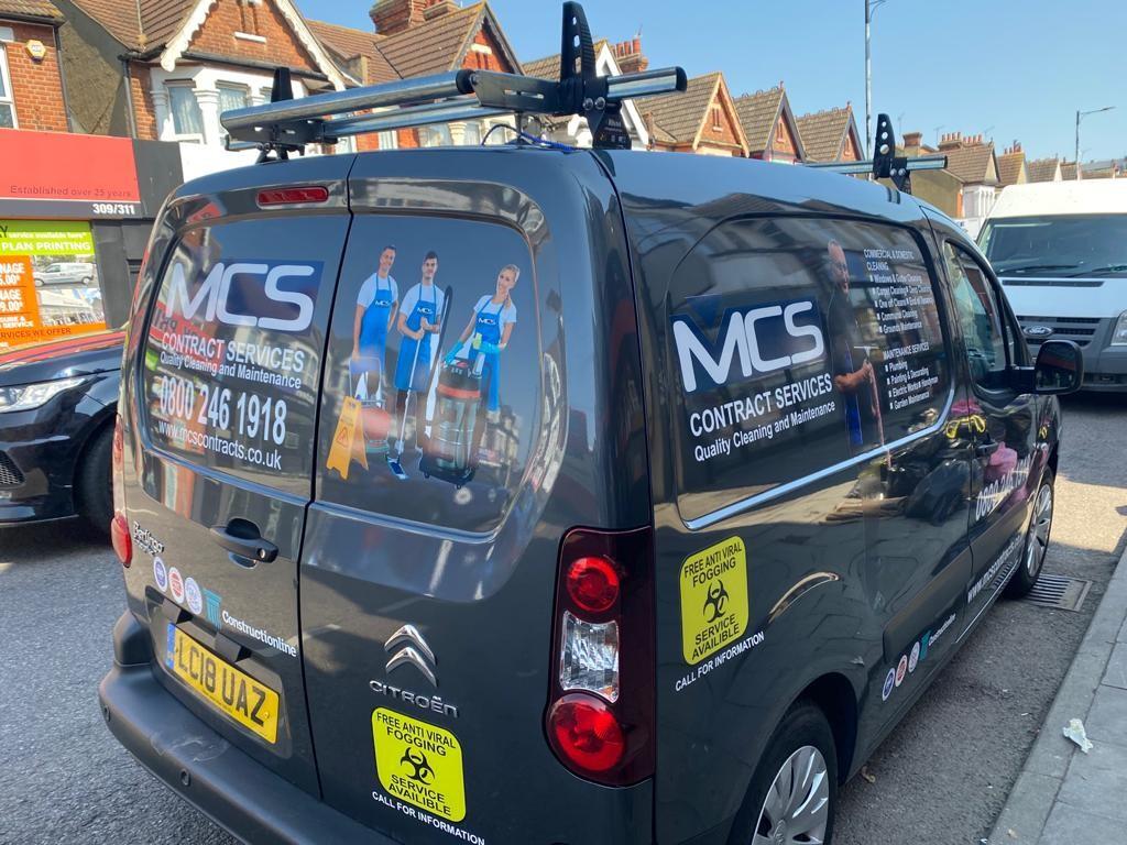 MCS Van side